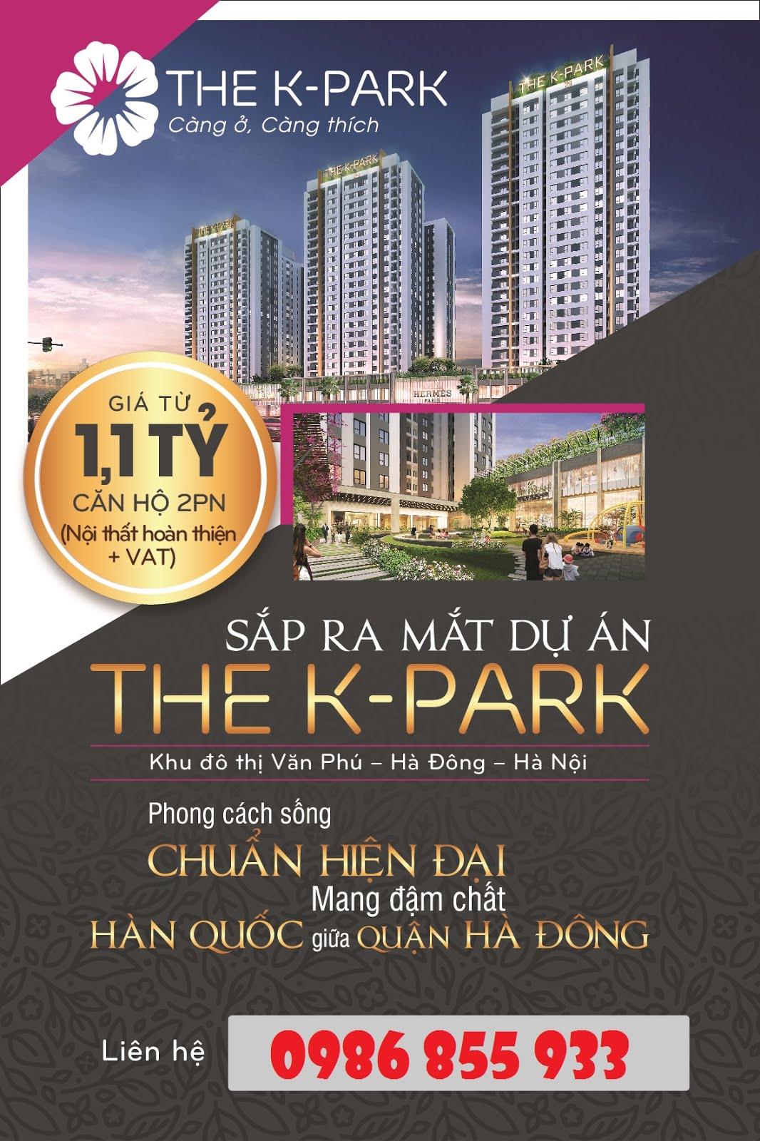 Chung cư The K-Park