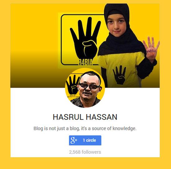 OHBlogger Malaysia - Simbol R4BIA popular dan fenomena di laman sosial