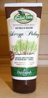 Skrzyp Polny - odżywka do włosów Farmona Herbal Care