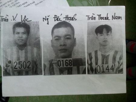 Gia Lai: Truy nã đặc biệt 3 phạm nhân vượt ngục qua hầm đào sẵn