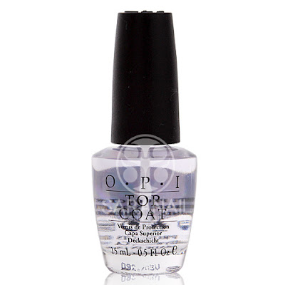 OPI Top Coat, OPI Top Coat Review, OPI Top Coat Nail Polish