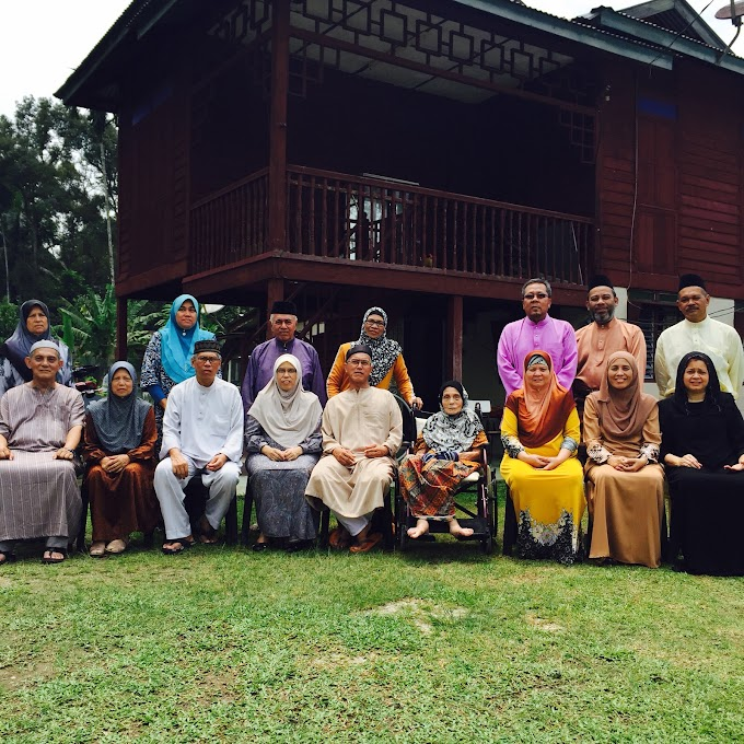 Sambutan Raya Keluarga Besar Che Wa Aziz 2015