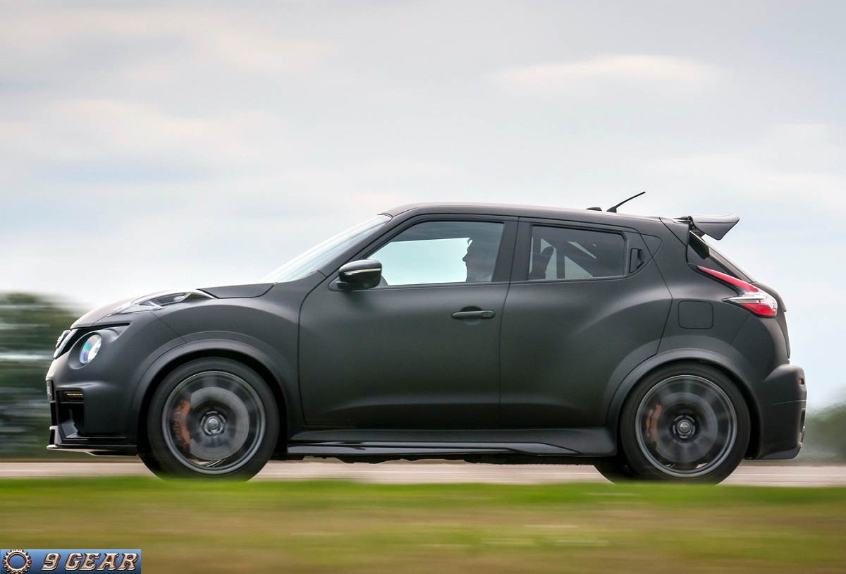 nissan unleashes juke r 2 0 with 600 ps car reviews. Black Bedroom Furniture Sets. Home Design Ideas