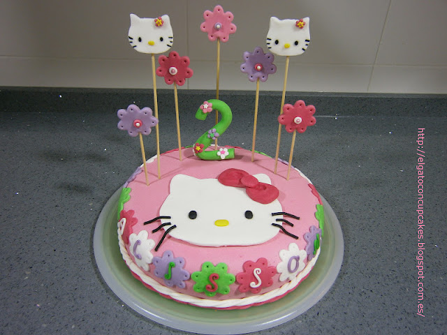 Tarta-Hello-Kitty