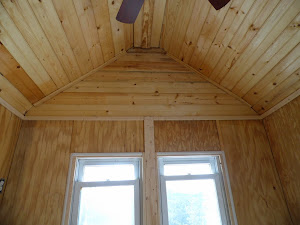 Window and Ceiling trim
