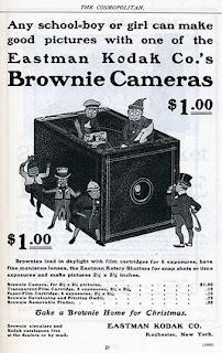 kodak brownie cosmo ad