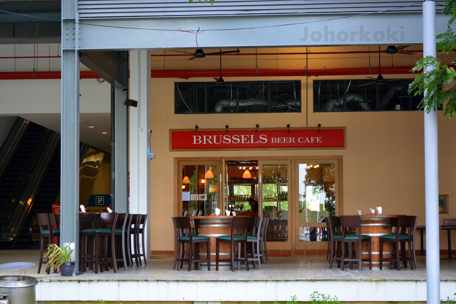 Brussels beer cafe in johor bahru at puteri harbour johor for Chinese furniture johor bahru