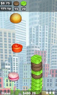 download games Sky Burger v3.0.4 APK Android grattis