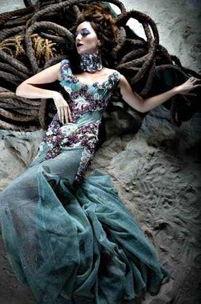 vestidos de noche 2011. Vestidos de noche 2011 Amato,