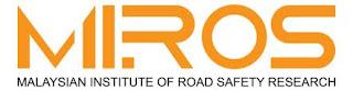 Jawatan Kosong Institut Penyelikan Keselamatan Jalan Raya Malaysia (MIROS) - 10 Januari 2013