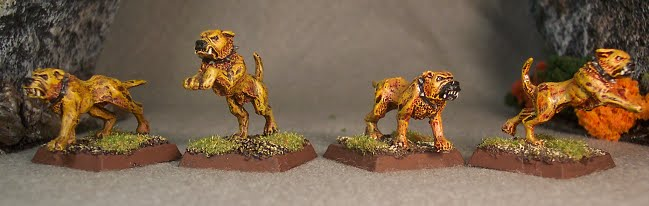 Marauder Warhounds