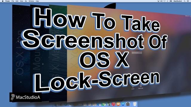 how to change folder screenshot mac os x