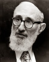 "Rav Yosef Dov Soloveitchik, the ""Rav."""