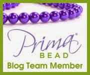 Proud Prima Bead Blog Team Member