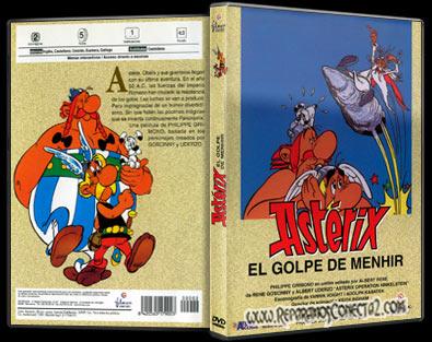 Asterix y el Golpe del Menhir [1989] Descargarcineclasico