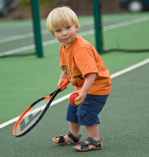 Прическа теннис для мальчиков