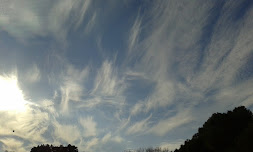 Pinceladas en el cielo. Enero 2013, foto Daniel Espadafor.