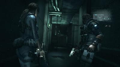 Resident Evil Revolutions-FLT TERBARU screenshot