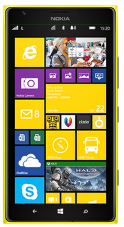 Nokia Lumia 1520 Windows