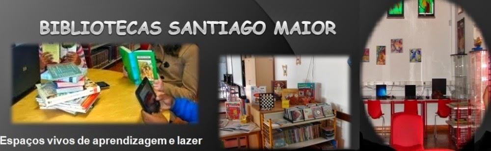 Bibliotecas Santiago Maior