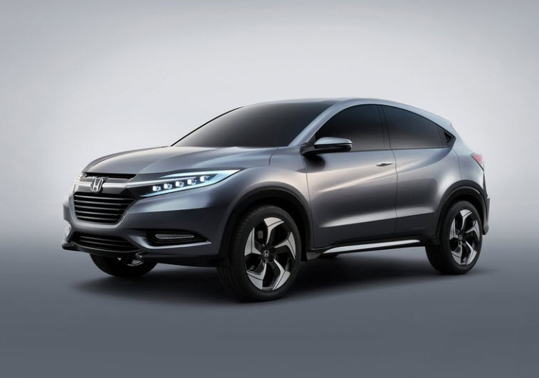 Honda SUV Urban Concept 2013  Oke Car