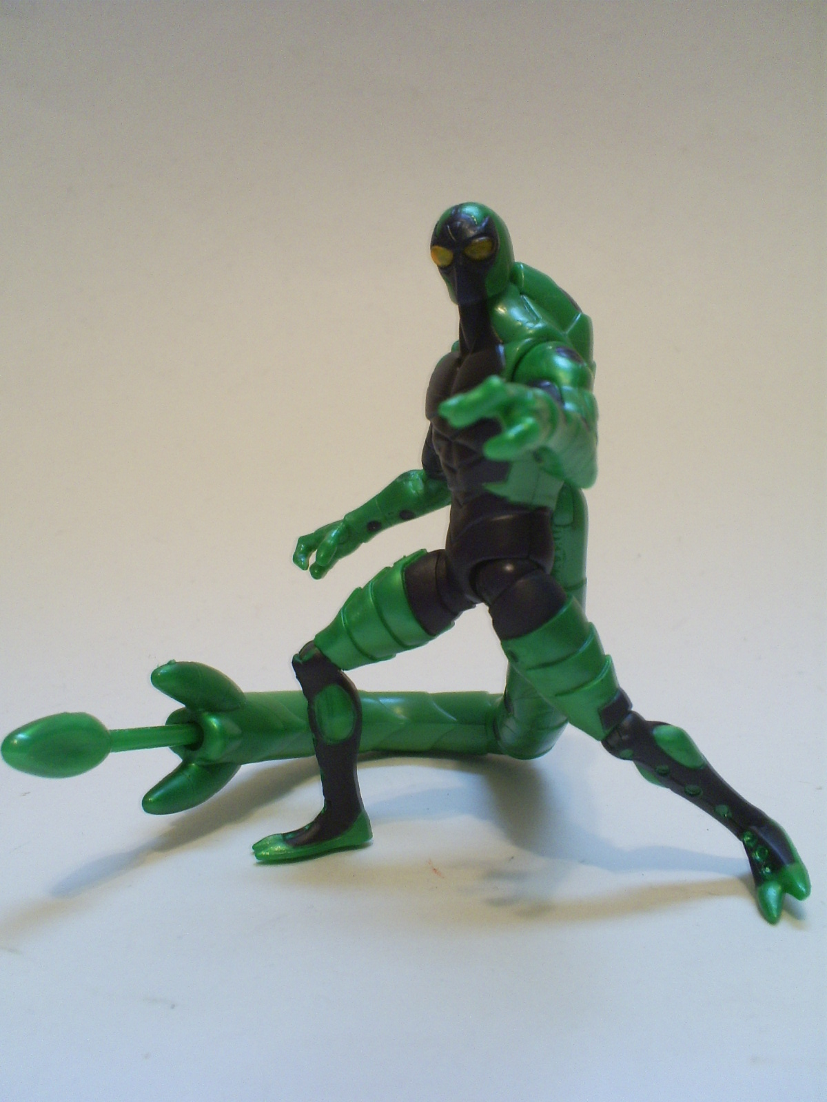 That Figures: REVIEW: Spider-Man's Stinger Strike Scorpion