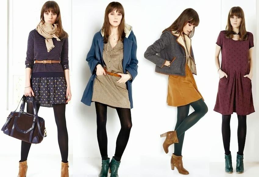 Top model tendance vetement d 39 hiver 2013 2014 - Manteau comptoir des cotonniers hiver 2013 ...