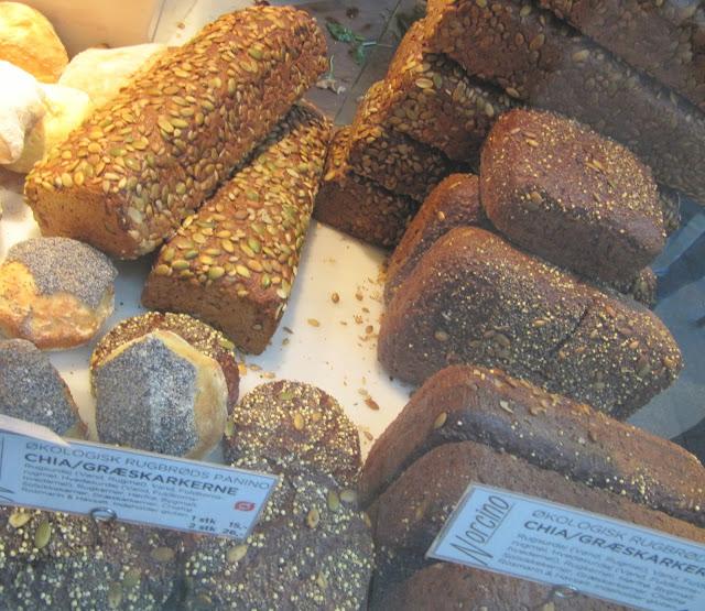 Rye bread, Torvehallerne, Copenhagen