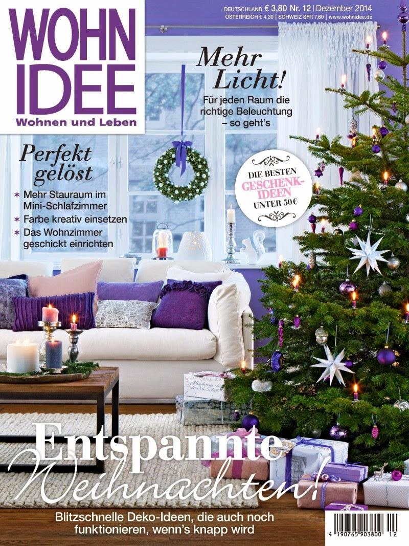 HOUSE of IDEAS Empfehlung WOHNIDEE / Deutschland