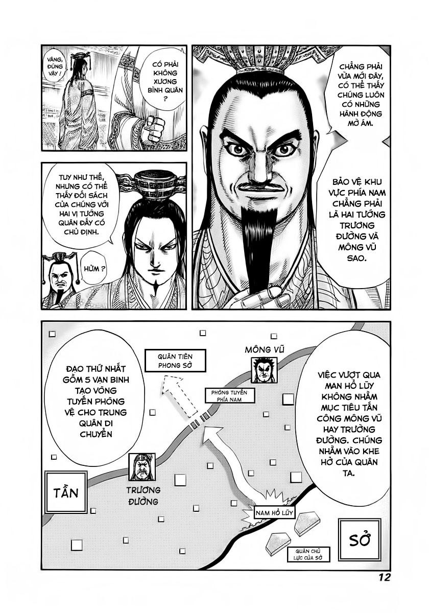 Kingdom - Vương Giả Thiên Hạ Chapter 262 page 11 - IZTruyenTranh.com
