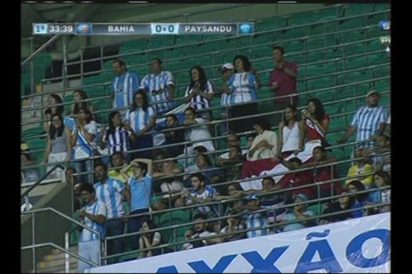 Com atuação pífia, Paysandu acaba série invicta.