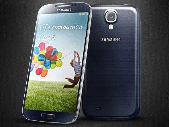 Galaxy S4 da Samsung