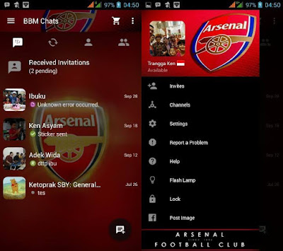 Preview BBM Arsenal