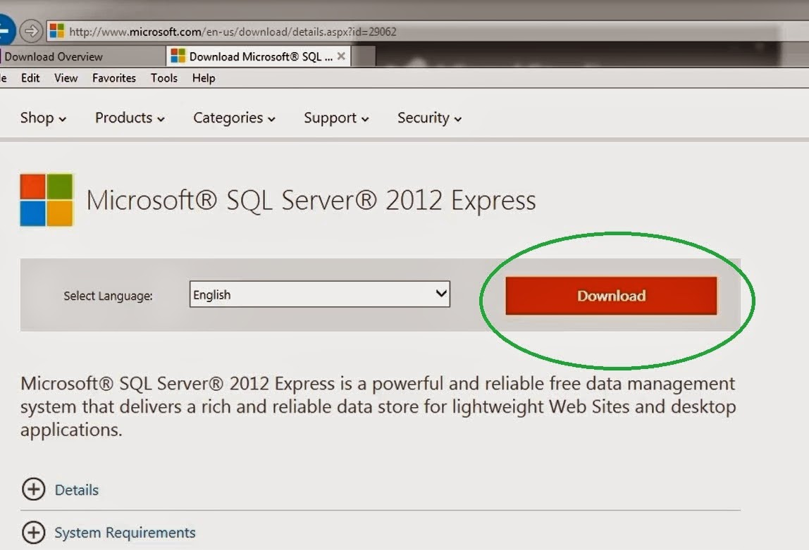 How to Install SQL Server 2012 Express      1