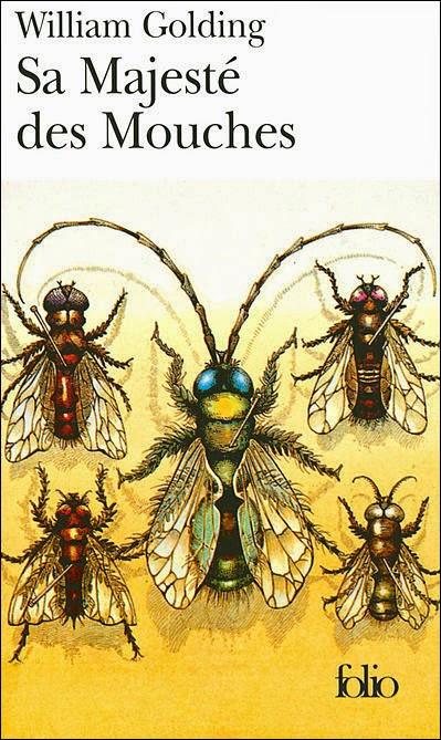 sa majesté des mouches golding livre