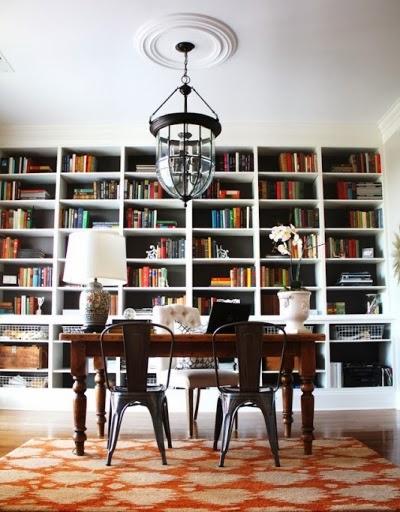 http://www.bungalowblueinteriors.com/home/tag/painted-bookshelves