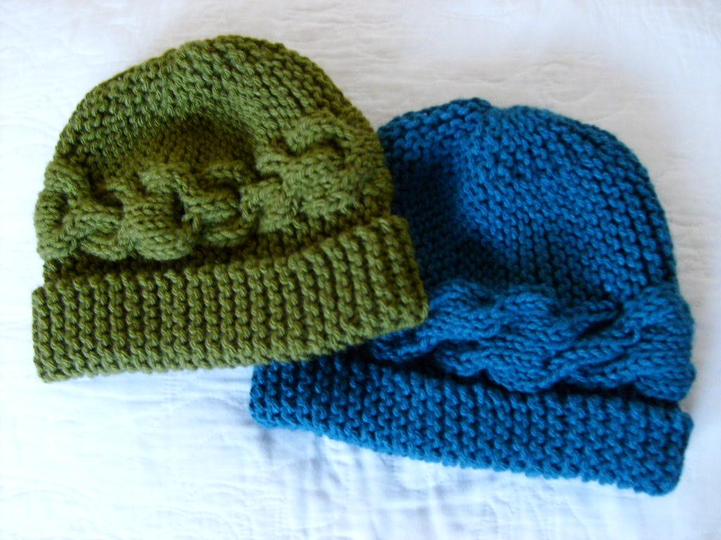 Dorable las pautas de las gorritas tejidas del ganchillo - Tejer mantas de lana ...