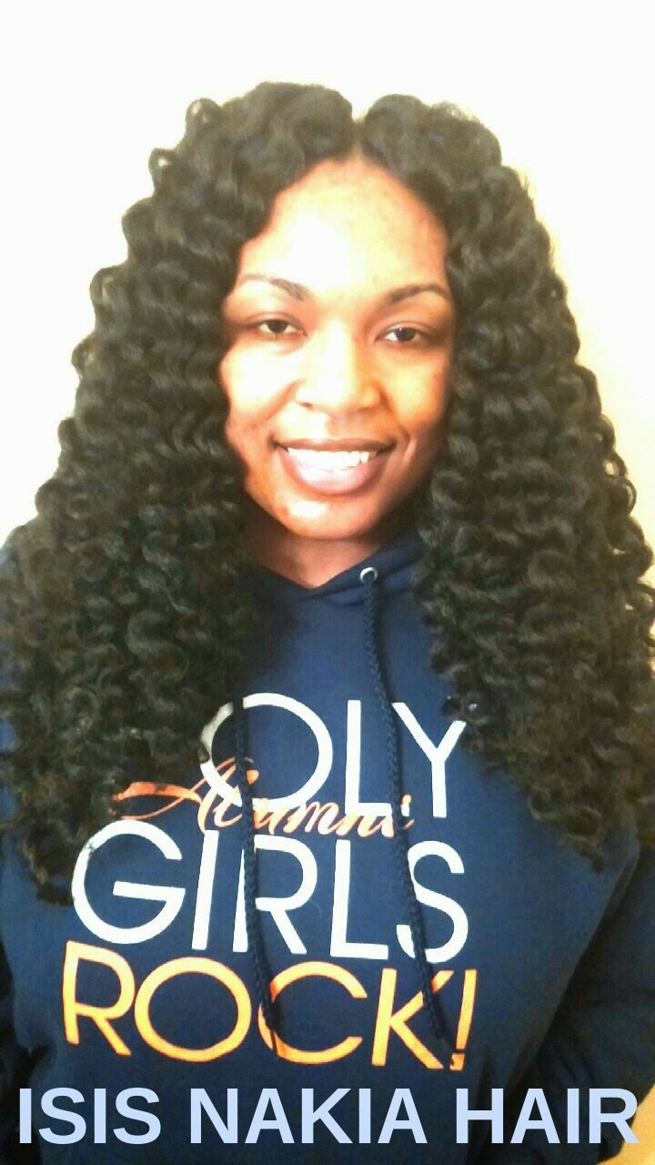 Crochet Braids Dmv : With All installs wash and deep conditioner is included.