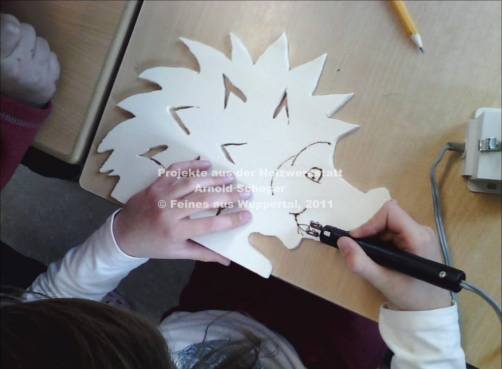 Kleine schulprojekte in wuppertal holzwerkstatt feines - Schulprojekte ideen ...