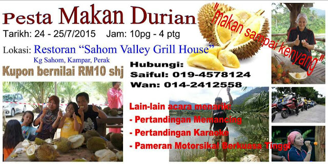 Restoran Sahom Valley Grill House
