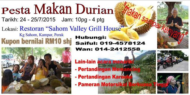 Restoran Sahom Valley Grill House