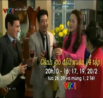 Cánh Gió Ngày Xuân Full Tập Full HD - VTV1 Tập 7-8 (2015)