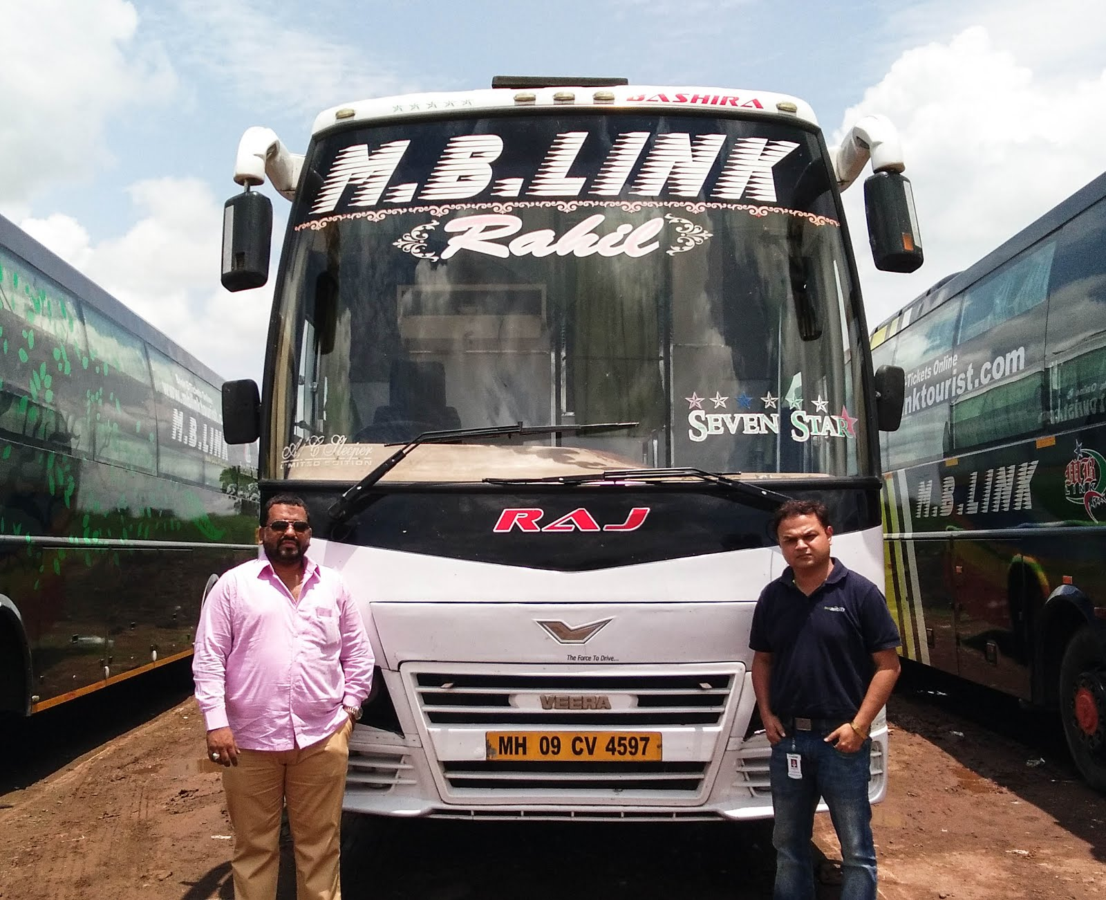 MB LINK VEERA V5 SLEEPER