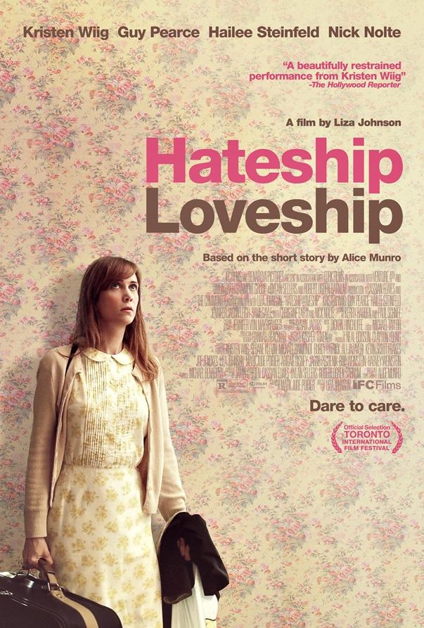 Hateship Loveship póster