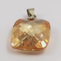 champagne cubic zirconia stones