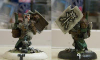 Hammerfall Officer painted by Shawn