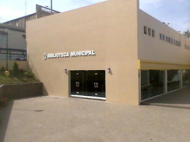NUEVA BIBLIOTECA MUNICIPAL