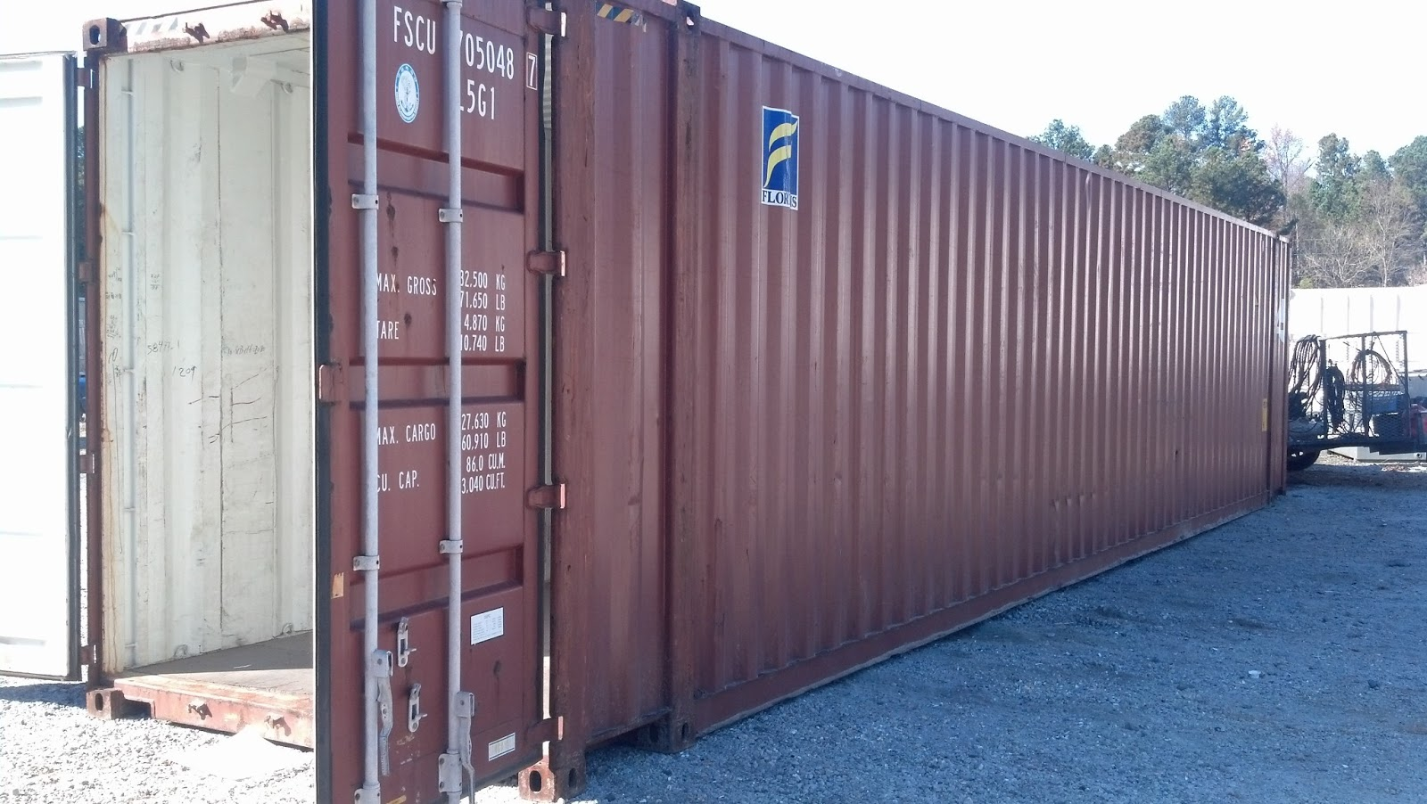 buy used shipping containers for storage in birmingham
