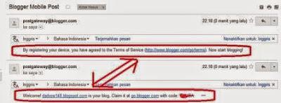 cara buat Blog HP Gratis Untuk Semua Type