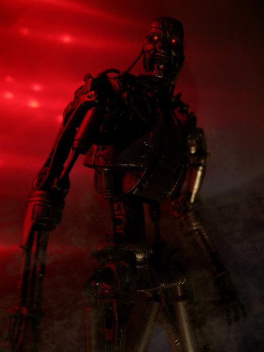 Terminator RED por Esau13